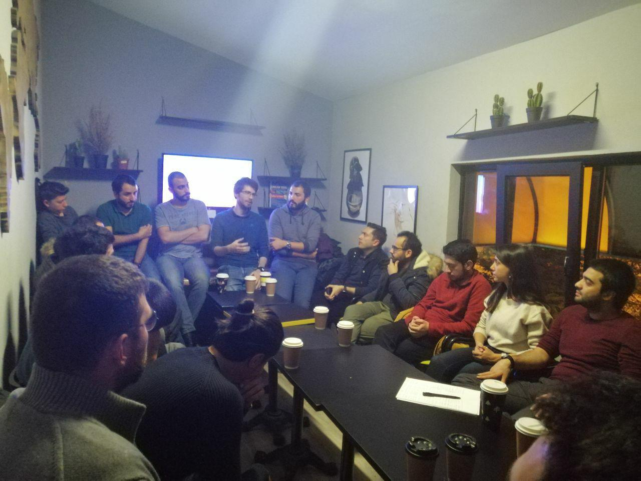 ceDevs first meeting